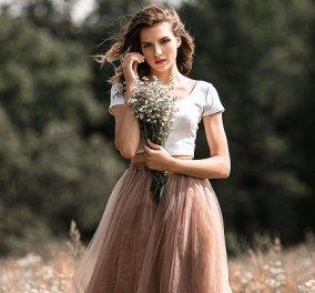16 φουστάνια που «φωνάζουν» Άνοιξη: Floral, θαλασσί, λευκά και ροζ, μίνι ή μακριά - μας ανεβάζουν την διάθεση (φωτό) - Κυρίως Φωτογραφία - Gallery - Video