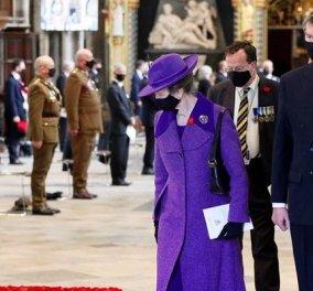 Έχει γούστο η πριγκίπισσα Άννα στους… άνδρες: Νέα σπάνια εμφάνιση με τον δεύτερο σύζυγό της - το μωβ παλτό, τα αξεσουάρ στο χρώμα της λεβάντας (φωτό) - Κυρίως Φωτογραφία - Gallery - Video
