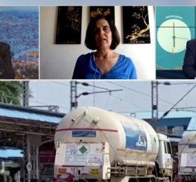 Η Top Woman Ελληνίδα γιατρός στην Ινδία: «Εκτός ελέγχου η πανδημία - Τα νοσοκομεία δεν έχουν οξυγόνο για τους ασθενείς covid» (βίντεο) - Κυρίως Φωτογραφία - Gallery - Video