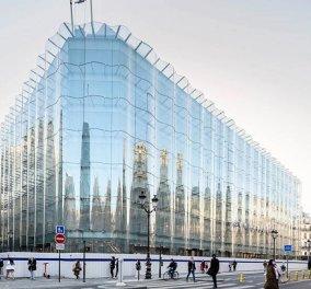 Με το στόμα ανοιχτό! Samaritaine: Το νέο - παλιό πολυκατάστημα στο Παρίσι ανοίγει επιτέλους τις πόρτες του - θα έχει και ξενοδοχείο με θέα τον Σηκουάνα (φωτό) - Κυρίως Φωτογραφία - Gallery - Video