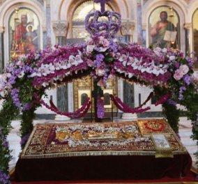 Τι συμβολίζει κάθε μέρα της Μεγάλης Εβδομάδας; - Πορεία προς την Ανάσταση του Κυρίου  - Κυρίως Φωτογραφία - Gallery - Video
