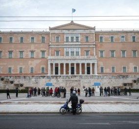 Κορωνοϊός- Ελλάδα: 3.080 νέα κρούσματα -72 νεκροί, 753 διασωληνωμένοι - Κυρίως Φωτογραφία - Gallery - Video