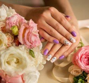 Spring nails: 42 ιδέες για να κάνεις το πιο όμορφο ανοιξιάτικο μανικιούρ - Κυρίως Φωτογραφία - Gallery - Video