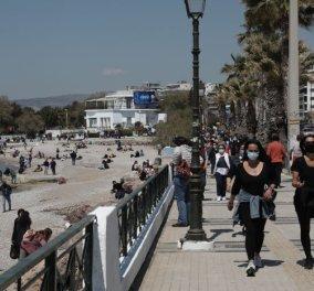 Κορωνοϊός - Ελλάδα: 4.033 νέα κρούσματα, 802 διασωληνωμένοι, 93 νεκροί - Κυρίως Φωτογραφία - Gallery - Video