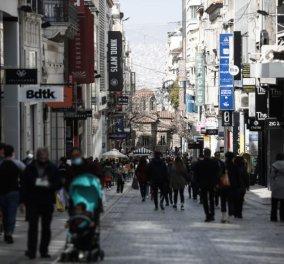 Κορωνοϊός - Ελλάδα:  ''Μαύρη Τρίτη'' με 4.309 νέα κρούσματα - 79 νεκροί, 751 διασωληνωμένοι - Κυρίως Φωτογραφία - Gallery - Video