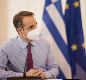 Κυρ, Μητσοτάκης:  Πέντε φορολογικές και ασφαλιστικές ελαφρύνσεις για εργαζόμενους και επιχειρήσεις (φωτό) - Κυρίως Φωτογραφία - Gallery - Video