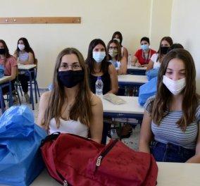 Άνοιγμα Σχολείων: 15 ερωτήσεις - απαντήσεις για όλα όσα πρέπει να γνωρίζουν οι μαθητές - Τι γίνεται αν το self-test είναι θετικό; - Κυρίως Φωτογραφία - Gallery - Video
