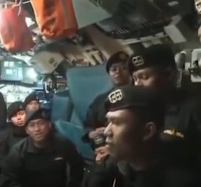 Αυτοί οι άντρες βυθίστηκαν με το υποβρύχιο τους -  Αποχαιρέτησαν με ένα συγκινητικό βίντεο που κάνει τον γύρο του πλανήτη - Κυρίως Φωτογραφία - Gallery - Video