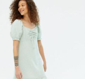 16 καρό φορέματα για την Άνοιξη - Μεγάλη τάση στην φετινή μόδα (φωτό) - Κυρίως Φωτογραφία - Gallery - Video