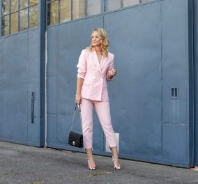 "La vie en rose: Τα ωραιότερα ρούχα & αξεσουάρ στο αγαπημένο ""girly"" χρώμα της άνοιξης (φώτο) - Κυρίως Φωτογραφία - Gallery - Video"