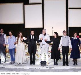 Επιτέλους άνοιξαν τα θέατρα: Η λαμπερή χθεσινή πρεμιέρα στο Βεάκειο & οι παραστάσεις του καλοκαιριού που ξεχωρίζουν (φώτο) - Κυρίως Φωτογραφία - Gallery - Video