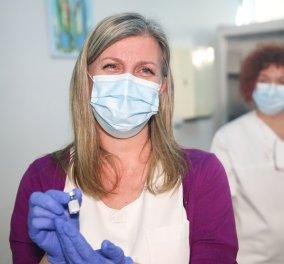 Ιατροδικαστής για το θάνατο 44χρονης ύστερα από τον εμβολιασμό με  AstraZeneca - Δε φταίει το εμβόλιο - Τι λέει η καθηγήτρια Λινού (βίντεο) - Κυρίως Φωτογραφία - Gallery - Video