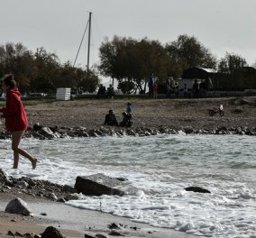 Πάσχα με καλοκαιρινές θερμοκρασίες ρεκόρ: Ας δούμε τι προβλέπουν οι μετεωρολόγοι Σάκης Αρναούτογλου & Κλέαρχος Μαρουσάκης (βίντεο) - Κυρίως Φωτογραφία - Gallery - Video