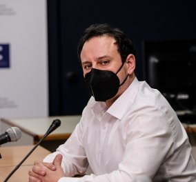 Μαγιορκίνης: Τι λέει ο καθηγητής για τον κίνδυνο μόλυνσης από κορωνοϊό πριν ή λίγο μετά την πρώτη δόση οποιουδήποτε εμβολίου  - Κυρίως Φωτογραφία - Gallery - Video