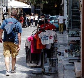 Κορωνοϊός - Ελλάδα: 2.293 νέα κρούσματα, 642 διασωληνωμένοι και 53 θάνατοι - Κυρίως Φωτογραφία - Gallery - Video