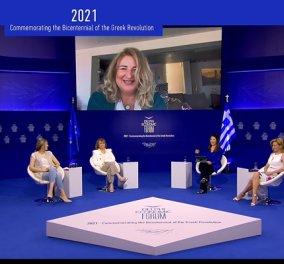 Το ICC WOMEN HELLAS στο Delphi Economic Forum: Γυναικεία Ηγεσία με στόχο την Βιώσιμη Ανάπτυξη στην Ελλάδα (φωτό) - Κυρίως Φωτογραφία - Gallery - Video