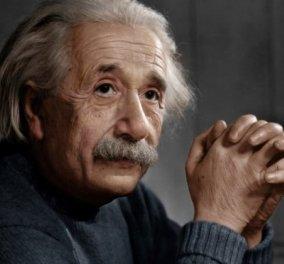 Άλμπερτ Αϊνστάιν: Πουλήθηκε 1,2 εκ δολ. επιστολή με την πιο διάσημη εξίσωση του κόσμου - το E=mc2 - Κυρίως Φωτογραφία - Gallery - Video