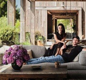 Η Mila Kunis & ο Ashton Kutcher δείχνουν το υπερπολυτελές αγρόκτημα - έπαυλή τους στο Λος Άντζελες (φωτό) - Κυρίως Φωτογραφία - Gallery - Video