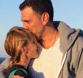Καλή Ανάσταση και καλό μήνα από την Τζένη Μπαλατσινού: Η φωτογραφία αγκαλιά με τον Βασίλη Κικίλια και οι όμορφες ευχές της - Κυρίως Φωτογραφία - Gallery - Video