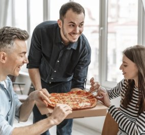 Ποια είναι η σωστή διατροφή στο γραφείο; - Οι αυξημένες ώρες εργασίας είναι μεγάλος εχθρός - Κυρίως Φωτογραφία - Gallery - Video