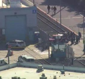 Μακελειό στην Καλιφόρνια: Πολλοί νεκροί και τραυματίες από πυροβολισμούς στο Σαν Χοσέ  - «Ο ένοπλος δράστης δεν αποτελεί πλέον απειλή» (βίντεο) - Κυρίως Φωτογραφία - Gallery - Video