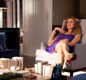 Τα Manolo Blahnik πέδιλα που ξέθαψε η Sarah Jessica Parker από την ντουλάπα της - Τα φορούσε στο Sex and the City (φωτό & βίντεο) - Κυρίως Φωτογραφία - Gallery - Video