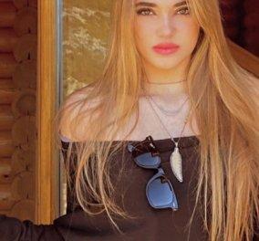 Η Σήλια Κριθαριώτη παρουσιάζει την μια από τις δίδυμες κόρες της - Οι καλλονές Ειρήνη και Ελισάβετ (φωτό) - Κυρίως Φωτογραφία - Gallery - Video