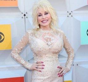 Θεά η Dolly Parton! «Μου λένε ότι δείχνω συνέχεια χαρούμενη, αλλά για να είμαι ειλικρινής αυτό είναι από το Μπότοξ» (βίντεο) - Κυρίως Φωτογραφία - Gallery - Video