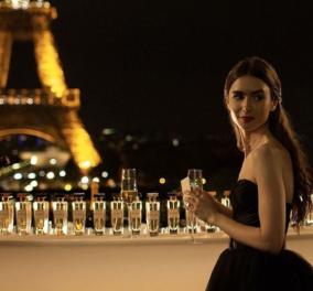 H Lilly Collins ξανά στο Παρίσι! Aρχίζει το γύρισμα στο Netflix για την Emily in Paris - Σειρά που αγαπήσαμε (φωτό - βίντεο) - Κυρίως Φωτογραφία - Gallery - Video