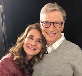 Γενναιόδωρος ο Bill Gates: Μεταβίβασε στη Melinda μετοχές 2,4 δισ. δολαρίων - Το συμφωνητικό πριν την αίτηση διαζυγίου (φώτο)  - Κυρίως Φωτογραφία - Gallery - Video