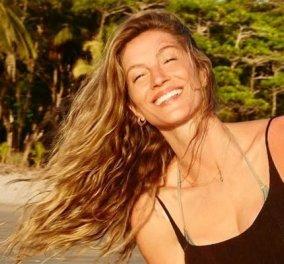 Η Gisele νιώθει καλύτερα στα 40 απ΄ότι στα 30! Μιλάει για την περιποίηση των ματιών & την δύναμή τους: «είναι ο καθρέφτης της ψυχής» (βίντεο) - Κυρίως Φωτογραφία - Gallery - Video