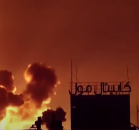 Το Ισραήλ συνεχίζει τον βομβαρδισμό της Γάζας -Περισσότεροι από 100 νεκροί, εφιαλτικές στιγμές (φωτό - βίντεο) - Κυρίως Φωτογραφία - Gallery - Video