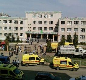 Ρωσία: Επίθεση σε σχολείο με τουλάχιστον 11 νεκρούς, εκ των οποίων 7 παιδιά - 19χρονος ο δράστης (βίντεο) - Κυρίως Φωτογραφία - Gallery - Video