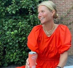 Η Γκουίνεθ Πάλτροου έπινε κάθε βράδυ ουίσκι & έτρωγε ψωμιά, πίτσες και γλυκά μέσα στην καραντίνα - Η γκουρού της διατροφής ξέφυγε - Κυρίως Φωτογραφία - Gallery - Video