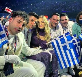 Eurovision 2021: Στον τελικό η Ελλάδα, με τη Stefania και το «Last Dance» - H εντυπωσιακή εμφάνιση της & το λάθος του χορευτή (φωτό - βίντεο) - Κυρίως Φωτογραφία - Gallery - Video