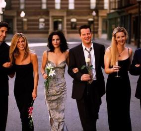 Αποκαλύψεις για το reunion των Friends - Ο Ρος και η Ρέιτσελ αποκάλυψαν ότι ήταν και στην πραγματικότητα ερωτευμένοι - Κυρίως Φωτογραφία - Gallery - Video