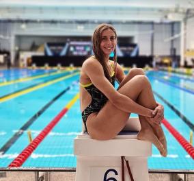 Τοpwoman η Άννα Ντουντουνάκη: Πρωταθλήτρια Ευρώπης στην κολύμβηση - Φέρνει το χρυσό στην Ελλάδα & στα Χανιά (φωτό - βίντεο) - Κυρίως Φωτογραφία - Gallery - Video