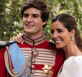 Ένας γάμος της αριστοκρατίας στην Ισπανία: Ο Carlos παντρεύτηκε την Belen στο Liria Palace - Το λιτό νυφικό & ο γοητευτικός γαμπρός (φωτό) - Κυρίως Φωτογραφία - Gallery - Video