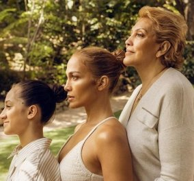 Η Jennifer Lopez με την μαμά της & την 13χρονη κόρη της: Βάφονται, φτιάχνουν τα μαλλιά τους & ποζάρουν μαζί - για την Γιορτή της Μητέρας (φωτό & βίντεο) - Κυρίως Φωτογραφία - Gallery - Video