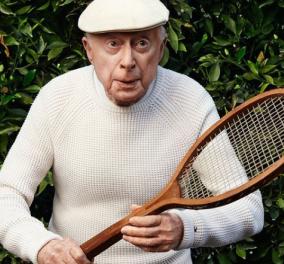 Νόρμαν Λόιντ: Πέθανε ο γηραιότερος ηθοποιός του κόσμου - Σε ηλικία 106 ετών (φωτό - βίντεο) - Κυρίως Φωτογραφία - Gallery - Video