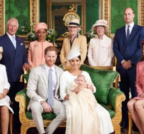 Ο γιος του Πρίγκιπα Χάρι και της Μέγκαν Μαρκλ, Άρτσι, έγινε 2! Οι ευχές από Βασίλισσα Ελισάβετ, Κάρολο, Κέιτ & Γουίλιαμ (φωτό) - Κυρίως Φωτογραφία - Gallery - Video