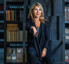 Topwoman η Κατερίνα Γρέγου: Αναλαμβάνει καλλιτεχνική διευθύντρια στο Εθνικό Μουσείο Σύγχρονης Τέχνης - 15 χρόνια επικεφαλής μουσείων του εξωτερικού   - Κυρίως Φωτογραφία - Gallery - Video