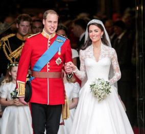 Το πιο ακριβό πριγκιπικό νυφικό!: Ποια το φόρεσε; - Η Λετίσια, η Ευγενία, ή η Κέιτ Μίντλεντον   - Κυρίως Φωτογραφία - Gallery - Video