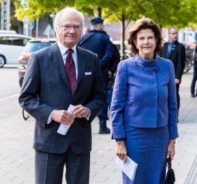 Γενέθλια για τον βασιλιά Γουσταύο της Σουηδίας: Το γιόρτασε με ένα ήρεμο οικογενειακό δείπνο - Η καλλονή κόρη του συμμετείχε μέσω zoom (φωτό) - Κυρίως Φωτογραφία - Gallery - Video