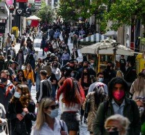 Κορωνοϊός - Ελλάδα: 3.421 νέα κρούσματα, 754 διασωληνωμένοι, 83 θάνατοι - Κυρίως Φωτογραφία - Gallery - Video