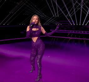 Eurovision 2021: Απόψε η ώρα της Στεφανίας Λυμπερακάκη  - Η 18χρονη, πολλά υποσχόμενη χτυπάει κορυφή... (φωτό - βίντεο) - Κυρίως Φωτογραφία - Gallery - Video