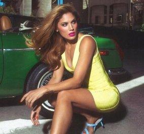Μαίρη Συνατσάκη: Το σέξι κορίτσι ποζάρει με σούπερ αυτοκίνητα & εφαρμοστά φορέματα - απογείωση θηλυκότητας (φωτό) - Κυρίως Φωτογραφία - Gallery - Video