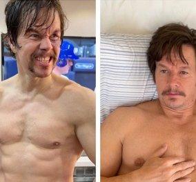 Η μεταμόρφωση του Mark Wahlberg: Πήρε σχεδόν 10 κιλά σε 3 εβδομάδες - Η γυναίκα του πάντως τον βρίσκει ακόμα σέξι (φωτό) - Κυρίως Φωτογραφία - Gallery - Video