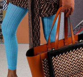 Η επιστροφή της τσάντας: Αυτά είναι τα 8 trends που κυριάρχησαν στις πασαρέλες - τι θα φορέσουμε τον χειμώνα του 2021; (φωτό) - Κυρίως Φωτογραφία - Gallery - Video