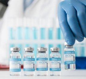 ΕΟΦ για εμβόλιο AstraZeneca: 5 τα επιβεβαιωμένα περιστατικά θρόμβωσης - Μεγαλύτερη η συχνότητα εμφάνισης στους 40 με 49 (βίντεο) - Κυρίως Φωτογραφία - Gallery - Video